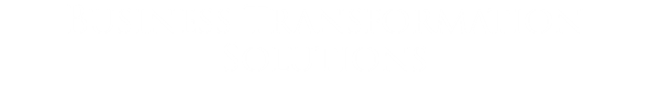 Business Transformation Solutions